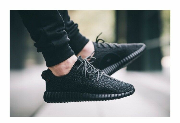 99d9ae0eb76a0 ADIDAS YEEZY BOOST 350 V2 PIRATE BLACK