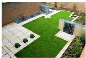 BLOCK PAVING. DRIVEWAYS, PATIO AND TURFING