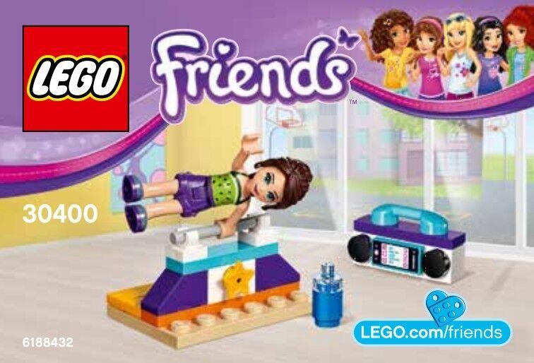 LEGO® Friends Polybag 30400 Gymnastic Bar NEU OVP_ NEW MISB NRFB