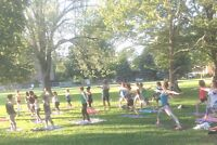 Yoga in the Park (FREE!!)
