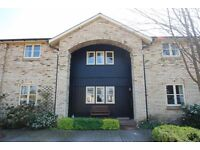 Terraced house for sale in private gated development in Therfield, Hertfordshire
