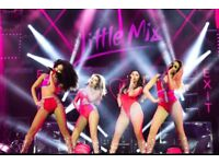 Little mix 26th October 2017 floor seats