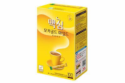 The Best Korean Instant Coffee Mix Maxim Mocha Gold Mild 100/20
