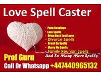 Powerful Spell Caster Love Spell Ex Lover Back Voodoo Spell Black Magic Tarot Clairvoyant