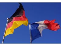 German and French tuition