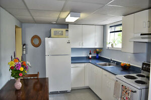 1 Bedroom Furnished Apartment Available in Antigonish May 1st