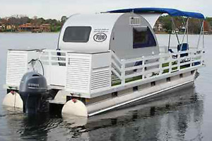 Pontoon Boat Kit Aluminium or Polyethylene