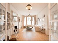5* Stunning, Fully furnished period featured 1 bedroom Flat Just off Portobello Rd W10/11