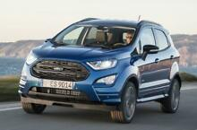 FORD EcoSport 1.0 EcoBoost 100 CV Connect