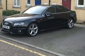 2010 Audi A4 2.0 TDI S line Special Edition
