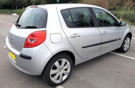 image for Cheap 58 Renault Clio 1.5 Dci Diesel Full Service History £30 Tax 5 Door (POLO FIESTA FOCUS GOLF)
