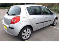 Cheap 58 Renault Clio 1.5 Dci Diesel Full Service History £30 Tax 5 Door (POLO FIESTA FOCUS GOLF)