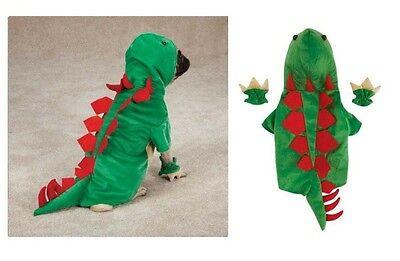 Dogosaurus Disfraz para Perros - Dinosaurios Halloween Perro Disfraces Exclusivo