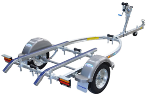 Boat Trailer Dunbier Nipper 4.0 Pakenham Cardinia Area Preview