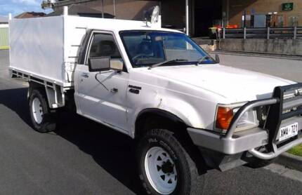 4x4 Ford Courier Mount Gambier Grant Area Preview