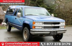 1997 Chevrolet K2500 Silverado VALUE PRICED & SAFETY INSPECTI...