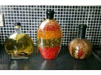3 decorative kitchen pieces