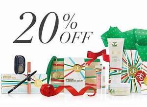 20% off the Arbonne Holiday line now!!!