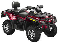 looking for quads and bikes running or non runners cash waiting