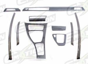 Carbon-Fiber-Interior-Trim-Dash-Cover-10pcs-Set-Fit-BMW-E92-Coupe-2Dr-LHD-07-11