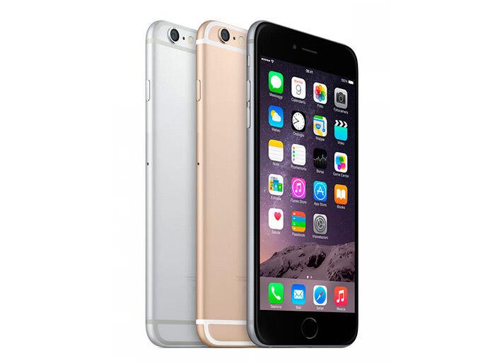 $389.95 - New Apple iPhone 6 Plus 16GB 64GB GSM Factory Unlocked iOS Smartphone 5.5