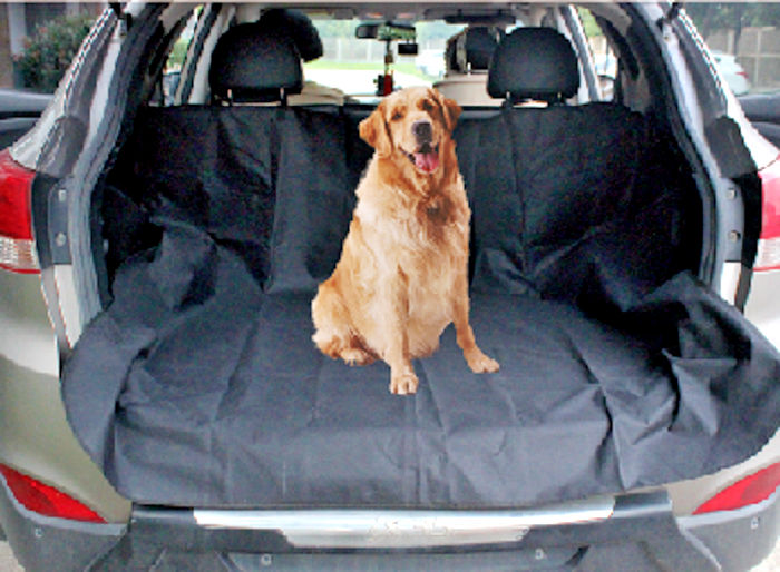 Car Parts - LARGE HEAVY DUTY WATERPROOF CAR BOOT LINER PROTECTOR DIRT PET DOG FLOOR COVER
