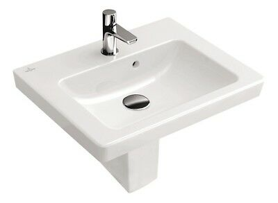 Villeroy & Boch Handwaschbecken Subway 2.0 45 cm Weiß Waschtisch Waschbecken NEU Villeroy Boch Waschtisch