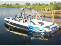 Great Boat Tige 21i Riders Edition wakeboard boat