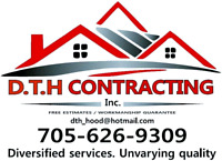 DTH CONTRACTING INC.