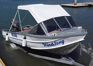 Clark Abalone 4.3M round about 60hp Yamaha Maroochydore Maroochydore Area Preview