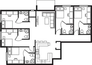 SUBLET OR LEASE TAKEOVER (April-August)