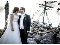 Ivory Wedding Dress -Worn Once, Dry Cleaned