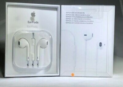 Original EarPods Apple iPhone 6 6s Plus 5s Earphones Earbuds Headphone OEM w/Mic