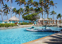 HOLIDAY INN RESORT, ARUBA, ALL INCLUSIVE PACKAGES