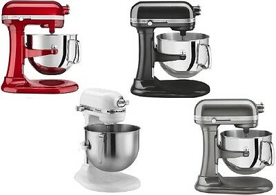 Refurb KitchenAid 1.3 Horse Power Super Capacity Large 7-Quart Bowl Lift Mixer