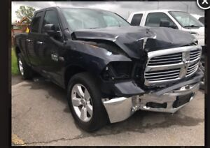 2015 dodge ram hemi Salvage
