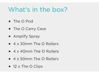 Cloud 9 , The 0 , heated roller system