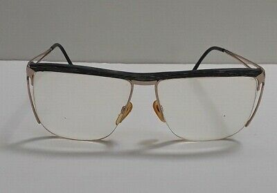Vintage Gucci Prescription Eyeglasses 140 GG 2306 741 61 15 With Case