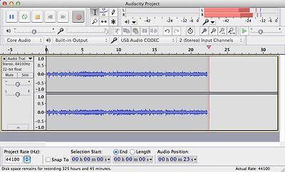 Sound Editing Software - Audacity® Audio Editing Studio Pro Music Sound Record Edit Software Windows PC