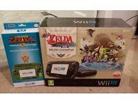 Wii U Limited Edition Zelda Console *NEW*