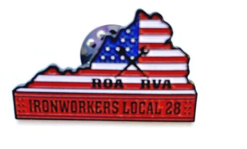 Ironworkers Local 28 Emblem