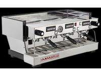 wanted commercial coffee machine working or not