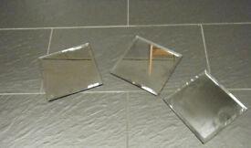 3 jewellery display mirrors