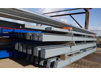 steel construction 9x21.6 meters (about 195 m2)