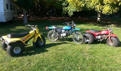 VINTAGE MOTORCYCLE PARTS EMPORIUM