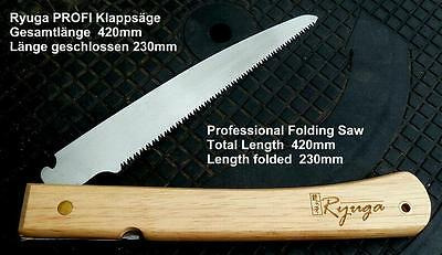BONSAI Profi Klappsäge RYUGA Folding Saw 420mm
