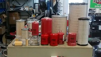 Long Tractor Filter Kit 350 Wallis Chalmers Eng.