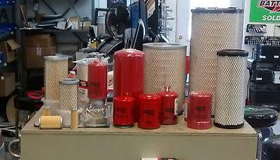 Massey Ferguson Filters Model Mf210 Mf210-4 Wdiesel Eng.