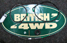 LAND ROVER FREELANDER TAILGATE GLASS REPAIR KIT, FREE WORKSHOP CD Seven Mile Beach Clarence Area Preview