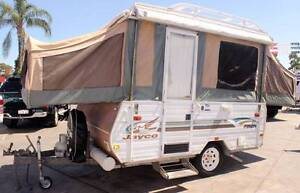 2001 JAYCO FINCH CAMPERTRAILER Cannington Canning Area Preview